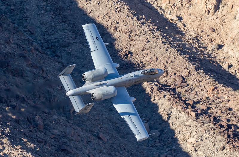 "-(Aircraft) Fairchild Republic A-10C Thunderbolt II<br /> -(Nation & Service) United States Air Force<br /> -(Squadron) 354th Fighter Squadron ""Bulldogs"" <br /> -(Home Base) Davis-Monthan Air Force Base, Arizona"