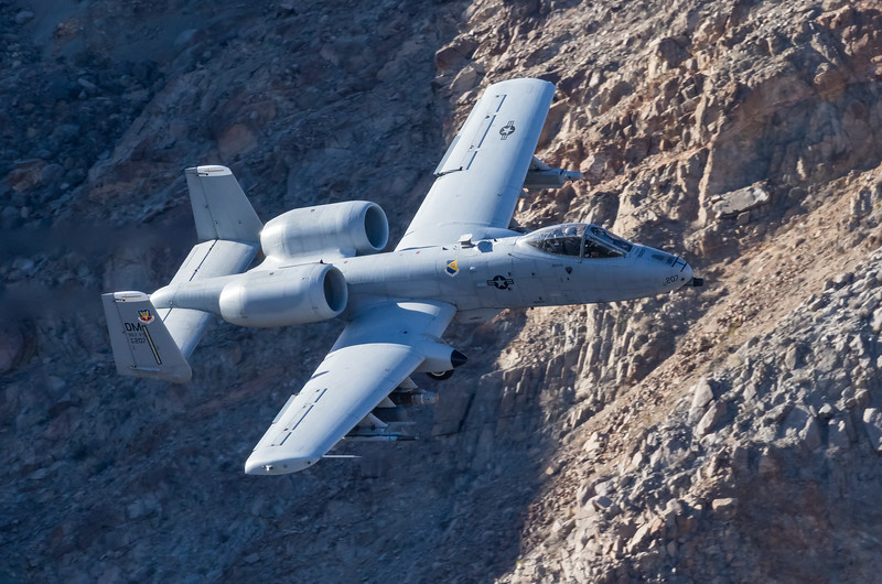 "-(Aircraft)  Fairchild Republic A-10C Thunderbolt II<br /> -(Nation & Service) United States Air Force<br /> -(Squadron) 357th Fighter Squadron ""Dragons""<br /> -(Home Base)  Davis-Monthan Air Force Base, Arizona"