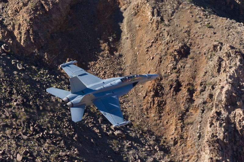"""-(Aircraft) Boeing EA-18G Growler<br /> -(Nation & Service) United States Navy<br /> -(Squadron) Air Test and Evaluation Squadron 31 """"Dust Devils""""<br /> -(Home Base) Naval Air Weapons Station China Lake, California"""