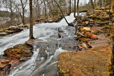 Woolly Hollow State Park - Greenbrier, Arkansas