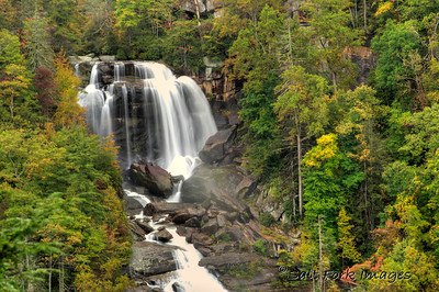 Whitewater Falls - Nantahala National Forest - North Carolina