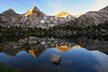 Upper Rae Lake - Kings Canyon National Park - California - August 2019