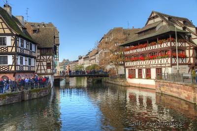 La Petite France - Stasbourg, France