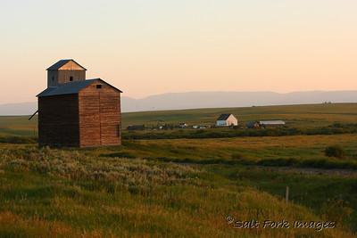 Remnants of the Past - Teton Valley, Idaho
