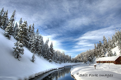 Best of 2012 - Warm River near Ashton, Idaho