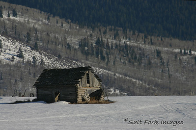 Not an easy place to live . . . Teton Valley, Idaho