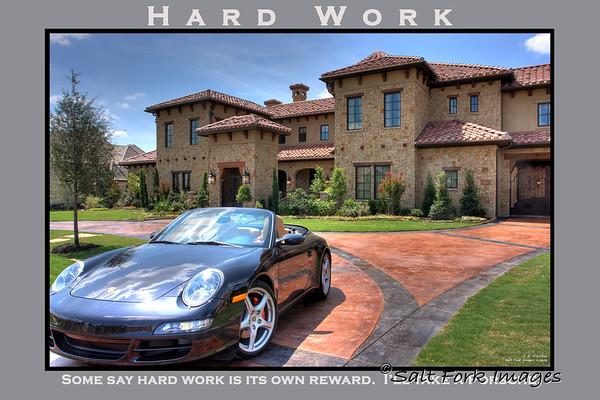 Hard Work - Porsche