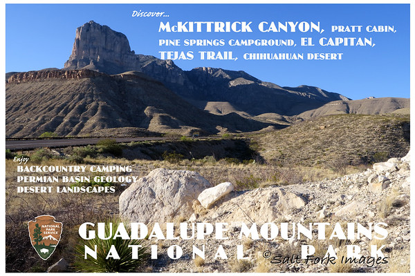 Guadalupe Mountains NP Poster copy