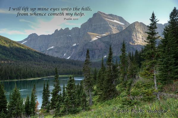 Psalm 121-1