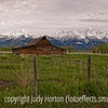 Barn on Mormon Row in Grand Teton National Park in Wyoming; best viewed in the larger sizes
