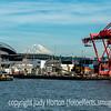 Mt. Ranier from Seattle Harbor