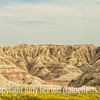 Badlands National Park; best viewed in the largest sizes
