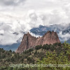 Garden of the Gods after the storm