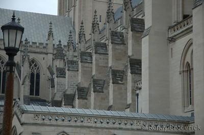 National Cathedral--Washington DC