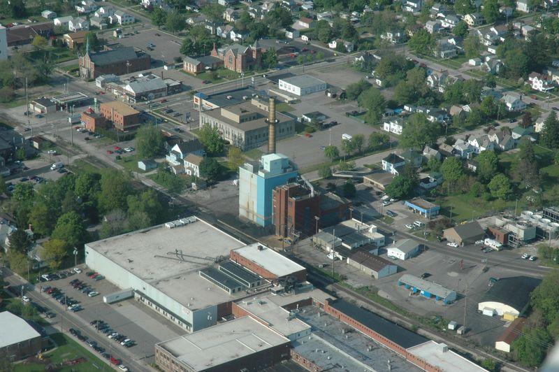 Shelby Municipal Light Plant