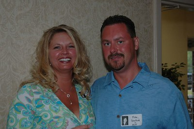 Mike and Monica Stanford