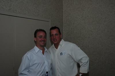 Randy Broderick and Bill Anspach