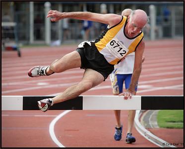 masters athletics meet Brisbane 2011