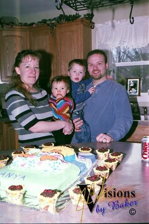 Anya's 1st Birthday -0022