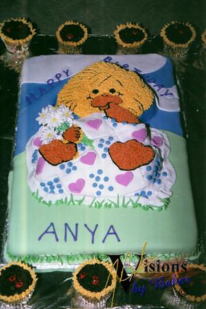 Anya's 1st Birthday -0011