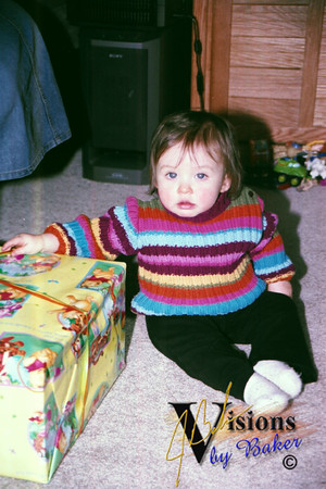 Anya's 1st Birthday -0014