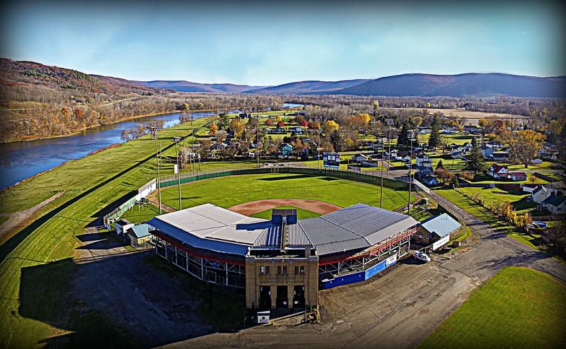Historic Dunn Field.