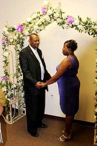 Eddie and Yvette's Wedding April 12, 2013