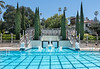 Hearst Castle Swimming Pool, San Simeon, California