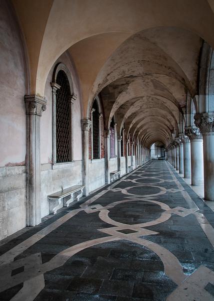 Venice Cloister 0626