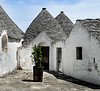 Trullo Homes - Alberobello.  June 2016