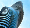 """One of the Award winning  """"Marilyn Twin Sisters"""" Absolute Condo buildings in Mississauga-"""