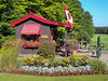 Charming Tee House at Diamond in the Rough, Old Parry Sound Rd, Utterson, On