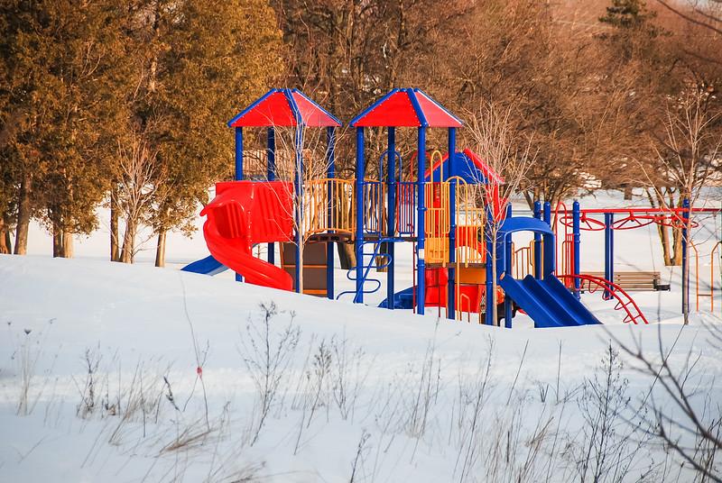 West Deane Park  Winter 2008