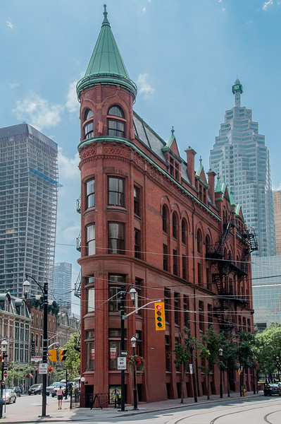 Toronto - The Flatiron Building