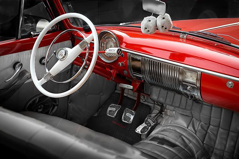 Chevy in Cuba