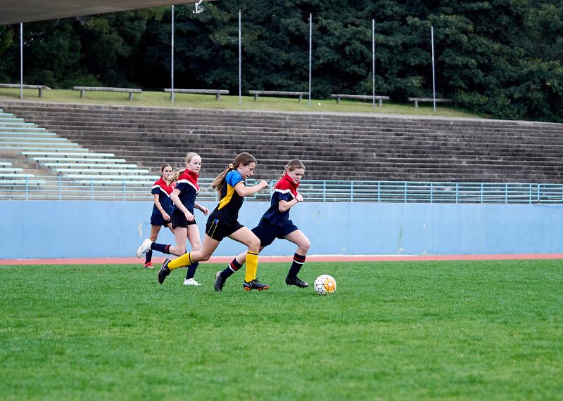 Chloe Soccer  - 5506