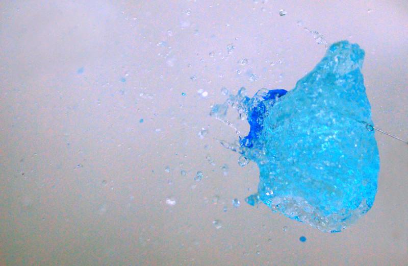 Pop #2 (water balloon)