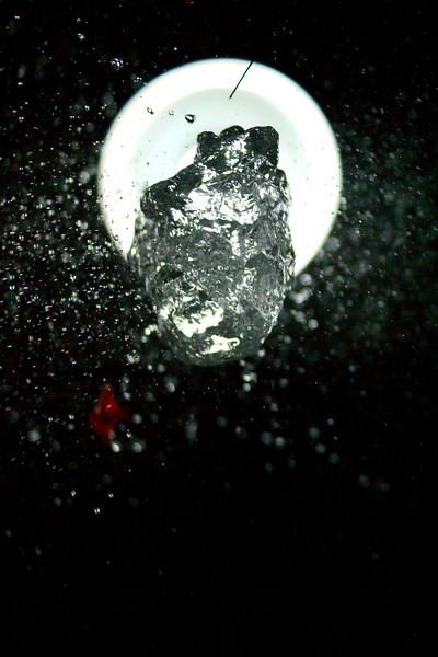 Pop #1 (water balloon)