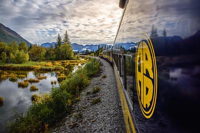 Railroad Reflections