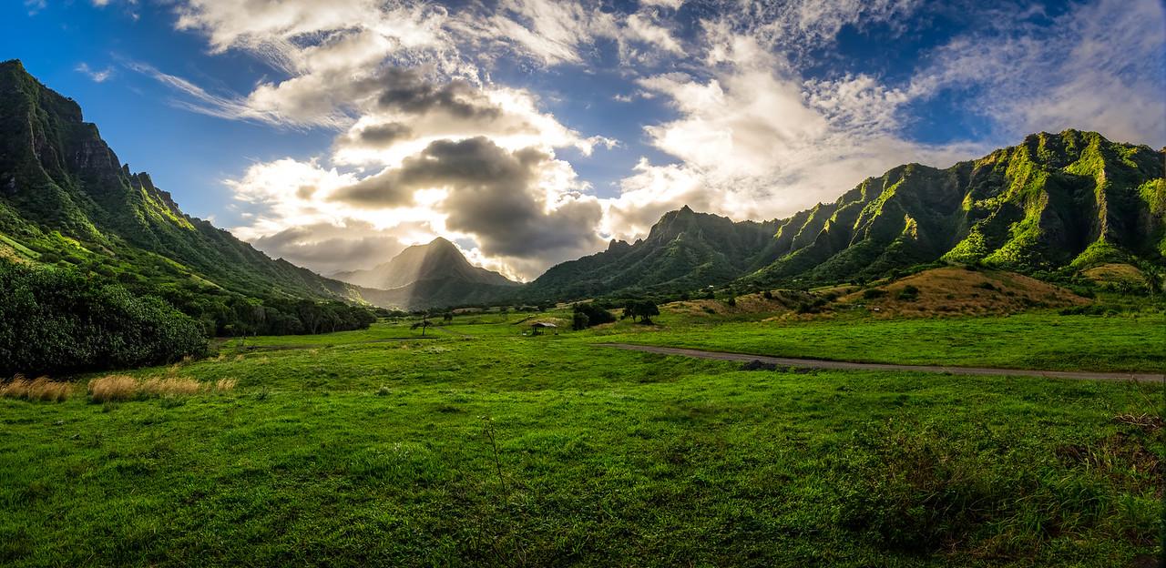 Hawaiian Valley
