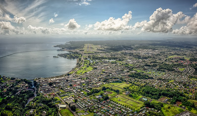 Hilo from above