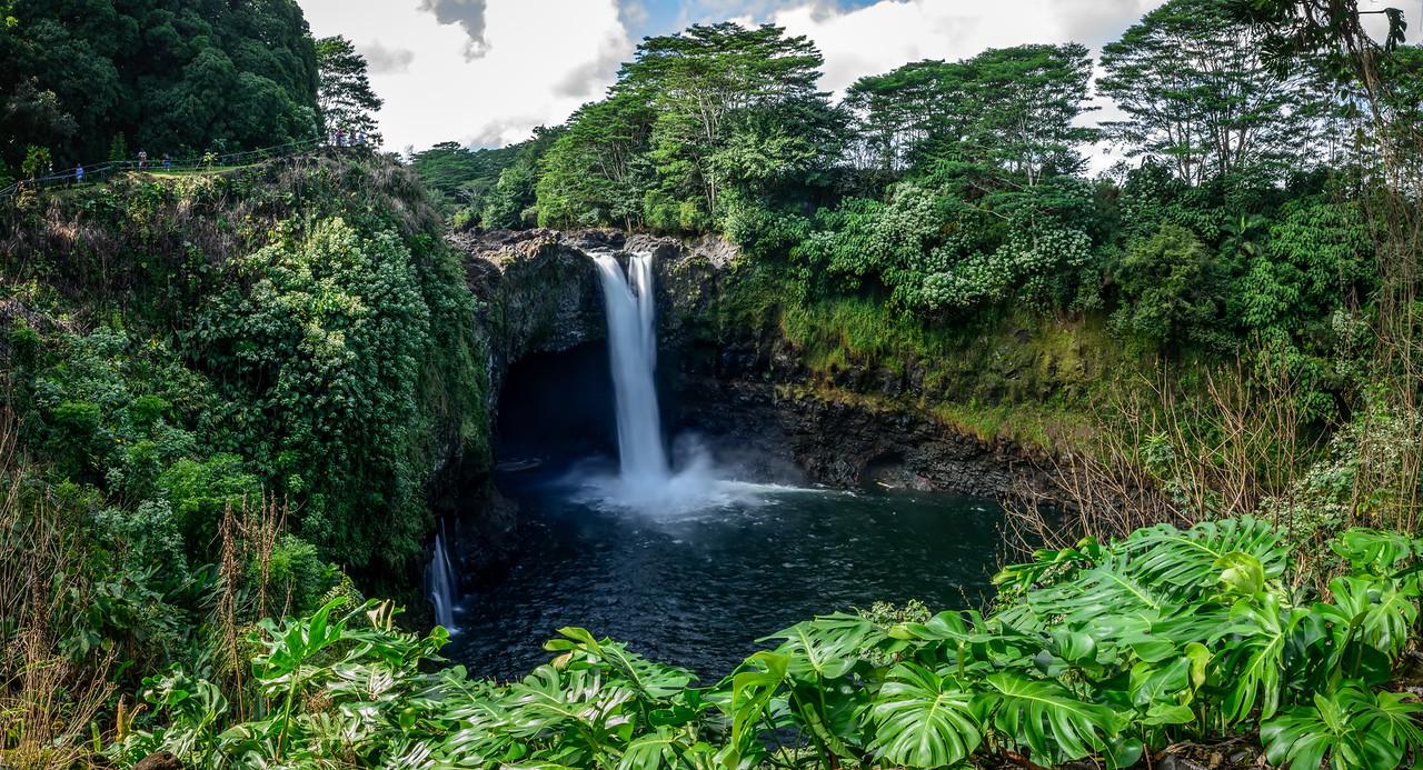 Rainbow Falls, HI