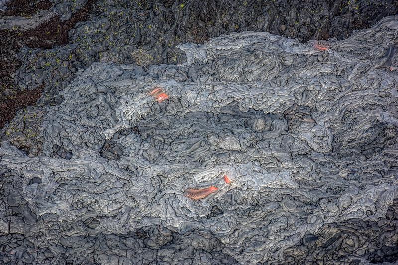 New lava