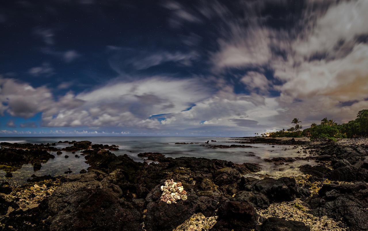 Hawaiian night shot
