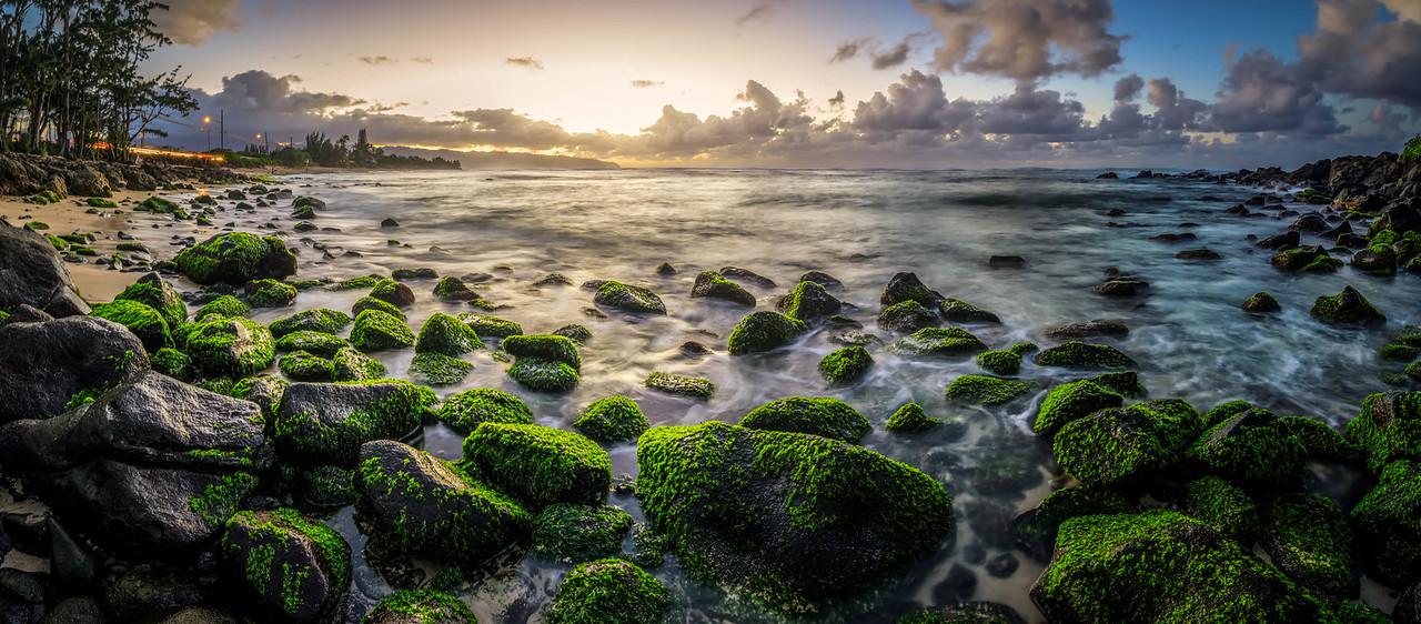 Emeralds of the ocean