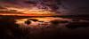 Potter Marsh Sunset