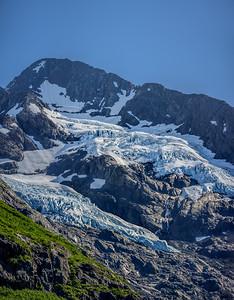 Bryan glacier