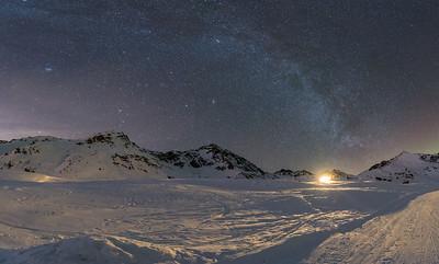 Hatchers Pass, AK