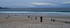 Carmel-by-the-Sea beach on Monterey Bay, California - Feb 09<br /> Posing was a lot easier using walkie-talkies. :)