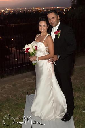 (321) Dan & Mona's Wedding 10-15-16 Photography by Chris Miller